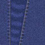 Denim jeans background Royalty Free Stock Photography