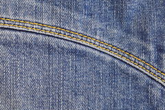 Denim jeans Stock Image