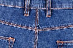 Denim jeans Stock Photo