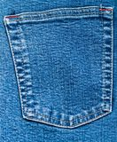 Denim, Jeans, Pocket, Back Stock Photo