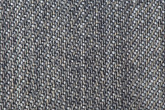 Denim jeans Stitching Detail Texture Background with copyspace. Royalty Free Stock Photography