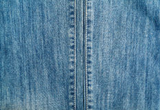 Denim jeans texture Royalty Free Stock Photo