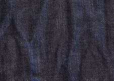 Denim jeans texture background Royalty Free Stock Images