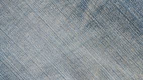 Denim jeans texture or denim jeans background for clothing, fashion and industrial construction concept design.  Royalty Free Stock Photography