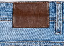 Denim Jeans Texture and Detail stock image