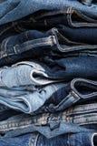 Denim. jeans texture. Jeans background. Denim jeans texture or denim jeans background stock photo