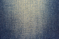 Denim jeans texture. Pattern as background Stock Photography