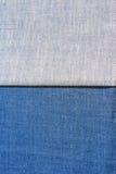 Denim-Jeansbeschaffenheit Lizenzfreies Stockfoto