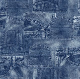 Denim material, Stock Photography