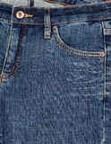 Denim with pocket Royalty Free Stock Photography