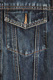 Denim Pocket Stock Photos