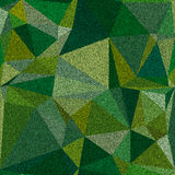 Denim seamless texture camouflage yellow-green color. Vector illustration Royalty Free Stock Image