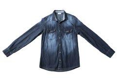 Denim Shirt. Stock Image
