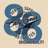 Denim supply union made california Stock Photos