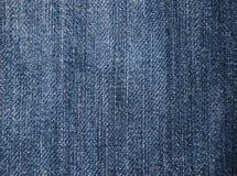 Denim textielachtergrond Royalty-vrije Stock Afbeeldingen