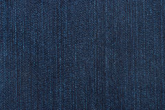 Denim textile background Royalty Free Stock Photos