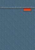Denim-Textilschablone Lizenzfreies Stockfoto
