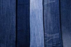 denim Textura de pantalones vaqueros imagen de archivo