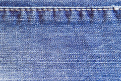 Denim texture Stock Image