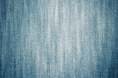 Denim texture Stock Photography