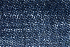Denim Texture Stock Images