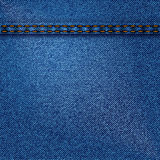 Denim texture background Stock Photo