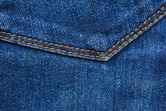 Denim texture for background Royalty Free Stock Image