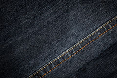 Denim texture. Royalty Free Stock Images