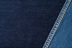 Denim texture Royalty Free Stock Photo