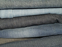 Denim Trousers Royalty Free Stock Images