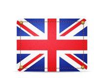Denim UK flag Royalty Free Stock Photo