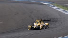 Denis Liana Avelon formuła w azjata Le Mans seriach - rasa przy 2 Obrazy Royalty Free