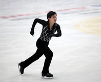 Denis Ten (KAZ) stock photography