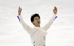 Denis TEN (KAZ) Stock Photo