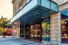 Denise Pelletier Theatre Royalty Free Stock Photos