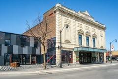 Denise Pelletier Theatre imagen de archivo libre de regalías