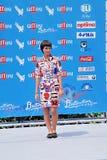 Denise Tantucci al Giffoni Ekranowy festiwal 2016 Obrazy Royalty Free