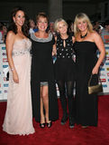 Denise Welch, Lisa Maxwell, Maxwell, Sally Lindsay Stock Photos