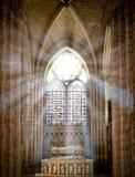 Deniskathedraal van heilige Royalty-vrije Stock Foto's