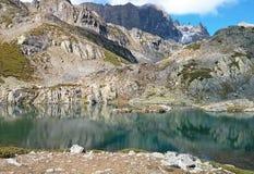 Deniz Golu-kackar meer, stock afbeeldingen