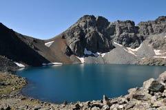 Deniz Golu lake, Kackar royalty free stock image