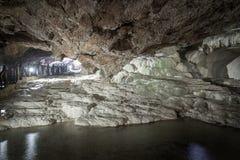 Denizli de la cueva de Kaklık Fotos de archivo
