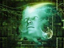 Denken Lizenzfreies Stockfoto