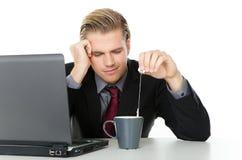 Denken an Zukunft Lizenzfreies Stockfoto