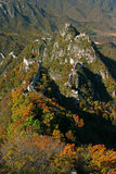Denkmäler stockbild