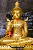 Denkmäler von buddah THAILAND Lizenzfreies Stockfoto
