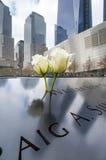 9/11 Denkmal Stockbilder