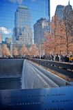 9/11 Denkmal Lizenzfreie Stockfotografie