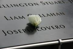 9/11 Denkmal Lizenzfreie Stockfotos
