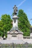 Denkmal Adam-Mickiewicz Lizenzfreies Stockfoto